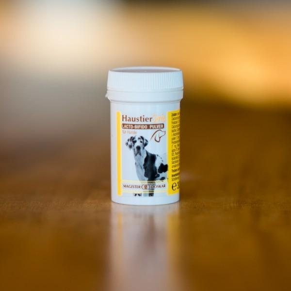 Lacto-Bifido Pulver für Hunde