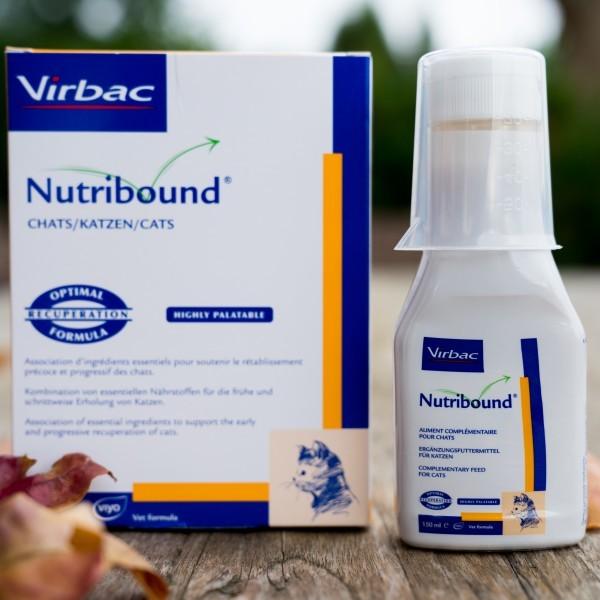 Nutribound Katze 3x 150ml