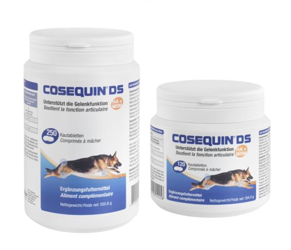 Cosequin MSM/HA Kautabletten für Hunde