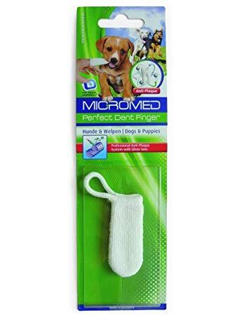 Zahnpflege-Fingerling Hund