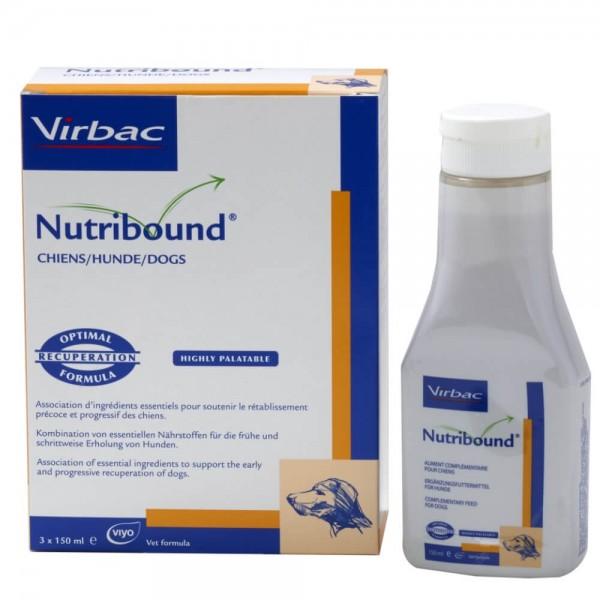 Nutribound Hund 3x 150ml